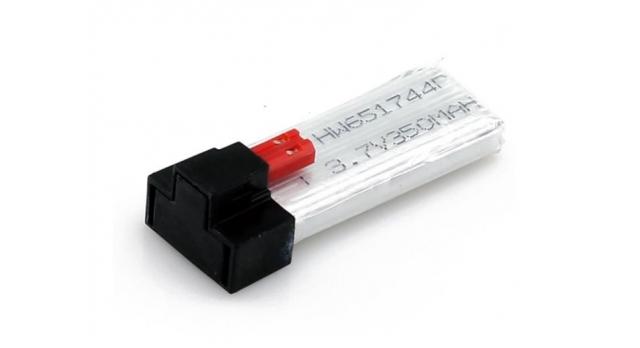 Аккумулятор Li-Po 350mAh, 3,7V для Syma X1 1