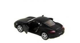 Машина Kinsmart 1:36 Porsche Matte инерция (1/12шт.) в асс. б/к 6