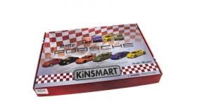 Машина Kinsmart 1:36 Porsche Matte инерция (1/12шт.) в асс. б/к 10