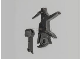 Курок и казенник для револьвера Наган под боковой бой