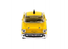 Машина Kinsmart &quot1957 Chevrolet Bel Air&quot инерция (1/12шт.) 1:36 б/к 1