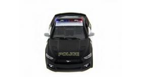 Машина Kinsmart 1:38 Ford Mustang GT 2015 (Police) инерция (1/12шт.) б/к 2