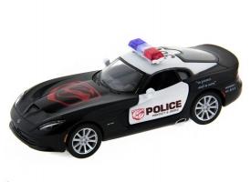 Машина Kinsmart 1:40 SRT Viper Police в асс. инерция (1/12шт.) б/к