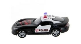 Машина Kinsmart 1:40 SRT Viper Police в асс. инерция (1/12шт.) б/к 8