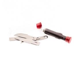 Инструмент MAXX набор ножей №1, 2 и 7 + лезвия 10шт. 1