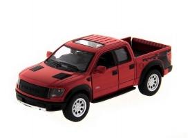 Машина Kinsmart 1:46 Ford F-150 SVT Raptor Supercrew в асс. инерция (1/12шт.) б/к