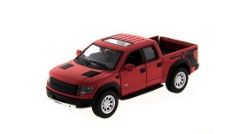 Машина Kinsmart 1:46 Ford F-150 SVT Raptor Supercrew в асс. инерция (1/12шт.) б/к 1