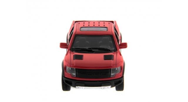 Машина Kinsmart 1:46 Ford F-150 SVT Raptor Supercrew в асс. инерция (1/12шт.) б/к 2