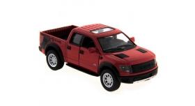 Машина Kinsmart 1:46 Ford F-150 SVT Raptor Supercrew в асс. инерция (1/12шт.) б/к 3