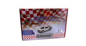 Машина Kinsmart 1:46 Ford F-150 SVT Raptor Supercrew в асс. инерция (1/12шт.) б/к 10