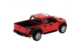 Машина Kinsmart 1:46 Ford F-150 SVT Raptor Supercrew в асс. инерция (1/12шт.) б/к 11