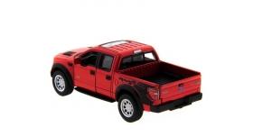 Машина Kinsmart 1:46 Ford F-150 SVT Raptor Supercrew в асс. инерция (1/12шт.) б/к 12