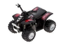 Машина Kinsmart Smart ATV инерция (1/12шт.) б/к 1