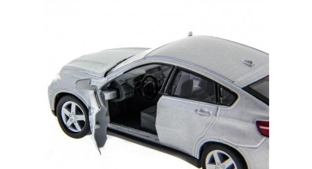Машина Kinsmart 1:38 BMW X6 инерция (1/12шт.) б/к 5