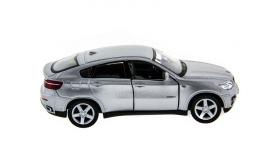 Машина Kinsmart 1:38 BMW X6 инерция (1/12шт.) б/к 7
