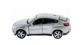 Машина Kinsmart 1:38 BMW X6 инерция (1/12шт.) б/к 8