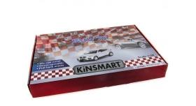 Машина Kinsmart 1:38 BMW X6 инерция (1/12шт.) б/к 10