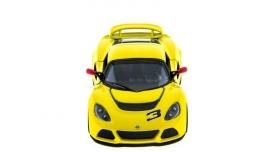 Машина Kinsmart Lotus Exige S (1/12шт) 1:40  б/к 2