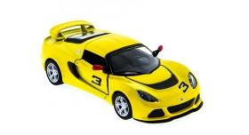 Машина Kinsmart Lotus Exige S (1/12шт) 1:40  б/к 3