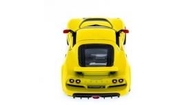 Машина Kinsmart Lotus Exige S (1/12шт) 1:40  б/к 4