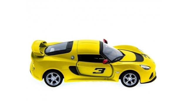 Машина Kinsmart Lotus Exige S (1/12шт) 1:40  б/к 7