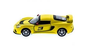 Машина Kinsmart Lotus Exige S (1/12шт) 1:40  б/к 8