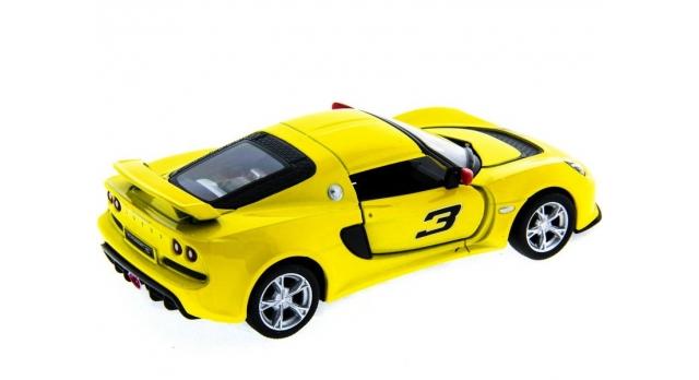 Машина Kinsmart Lotus Exige S (1/12шт) 1:40  б/к 9