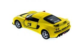 Машина Kinsmart Lotus Exige S (1/12шт) 1:40  б/к 10