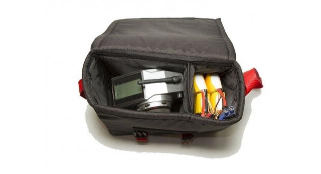 Чехол для аппаратуры и аккумуляторов, красный 3