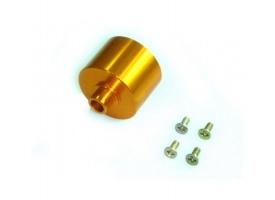 Алюминиевый корпус дифференциала для E18