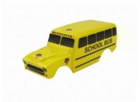 Кузов желтый для автобуса Himoto E18BS/E18BSL