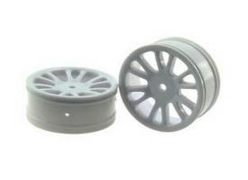 Передние диски белые (2шт.) HSP 1/16