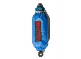 Чехлы на амортизаторы (4 шт) LOSI 5T, синие
