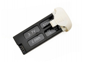 Аккумулятор Li-Po 520mAh, 3,7V для Hubsan H107D+