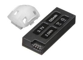 Аккумулятор Li-Po 520mAh, 3,7V для Hubsan H107D+ 1