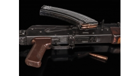 Макет массогабаритный АКМС (MPi-KMS72) / ММГ оригинал 1971 год [ак-245]