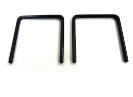 Скоба-ось верхних рычагов 2шт. для автомоделей Himoto E10