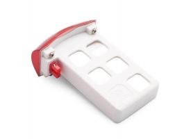 Аккумулятор Li-Po 500mAh, 3,7V для Syma X5UW (красная крышка) 1