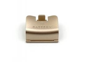 Крышка аккумуляторного отсека золотая для квадрокоптера Syma X8HW, X8HC