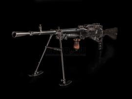 3717 Макет массогабаритный ручного пулемета Гочкис (Hotchkiss M1922)