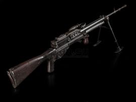 3719 Макет массогабаритный ручного пулемета Гочкис (Hotchkiss M1922)