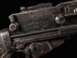 3722 Макет массогабаритный ручного пулемета Гочкис (Hotchkiss M1922)