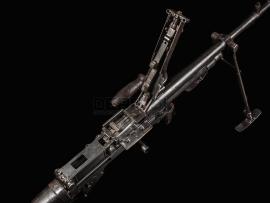 3728 Макет массогабаритный ручного пулемета Гочкис (Hotchkiss M1922)