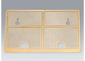 Металлические сеточки (фототравление) для Моторного отсека