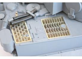 Металлические сеточки (фототравление) для Моторного отсека 1