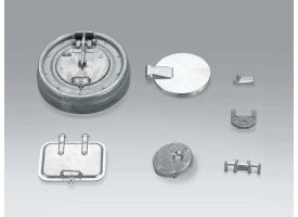 Командирская башенка и набор люков (металл) для танка Tiger ранняя версия