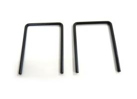 Скоба-ось нижних рычагов 2шт. для автомоделей Himoto E10