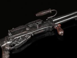 3739 Макет массогабаритный ручного пулемета Гочкис (Hotchkiss M1922)