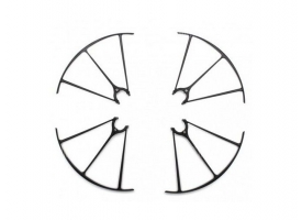 Защита лопастей для квадрокоптера Syma X5HW/HC, черная