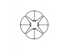Защита лопастей черная для квадрокоптера Syma X8HW/HC/HG , 4шт.